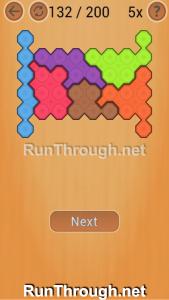 Ocus Puzzle Walkthrough Easy Level 132