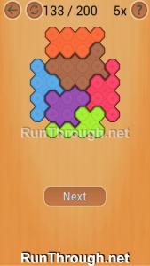 Ocus Puzzle Walkthrough Easy Level 133
