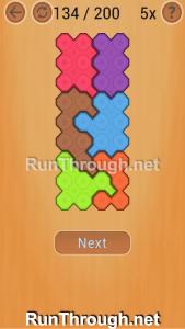 Ocus Puzzle Walkthrough Easy Level 134