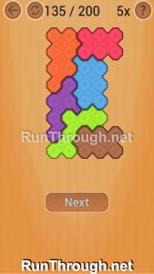 Ocus Puzzle Walkthrough Easy Level 135