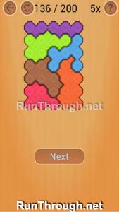 Ocus Puzzle Walkthrough Easy Level 136