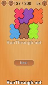 Ocus Puzzle Walkthrough Easy Level 137