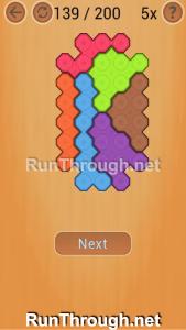 Ocus Puzzle Walkthrough Easy Level 139