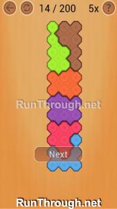 Ocus Puzzle Walkthrough Easy Level 14