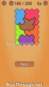 Ocus Puzzle Walkthrough Easy Level 140
