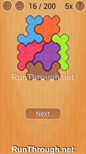 Ocus Puzzle Walkthrough Easy Level 16