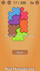 Ocus Puzzle Walkthrough Easy Level 17