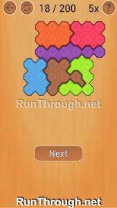 Ocus Puzzle Walkthrough Easy Level 18