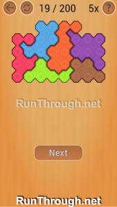 Ocus Puzzle Walkthrough Easy Level 19