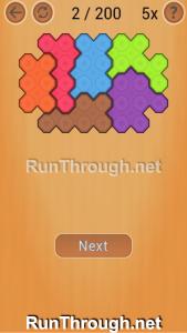 Ocus Puzzle Walkthrough Easy Level 2