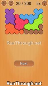Ocus Puzzle Walkthrough Easy Level 20
