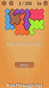 Ocus Puzzle Walkthrough Easy Level 3