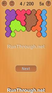 Ocus Puzzle Walkthrough Easy Level 4