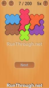 Ocus Puzzle Walkthrough Easy Level 7