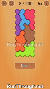 Ocus Puzzle Walkthrough Easy Level 8