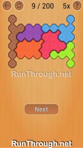 Ocus Puzzle Walkthrough Easy Level 9