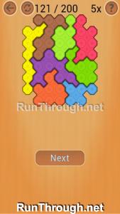 Ocus Puzzle Walkthrough Normal Level 121