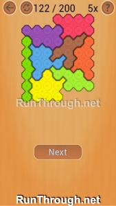 Ocus Puzzle Walkthrough Normal Level 122