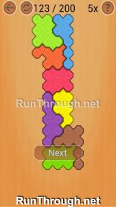 Ocus Puzzle Walkthrough Normal Level 123