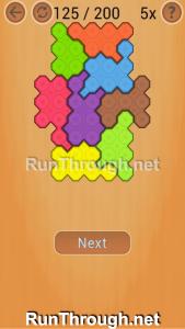 Ocus Puzzle Walkthrough Normal Level 125