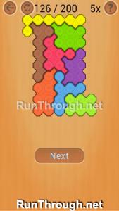 Ocus Puzzle Walkthrough Normal Level 126