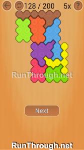 Ocus Puzzle Walkthrough Normal Level 128