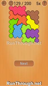 Ocus Puzzle Walkthrough Normal Level 129