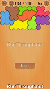 Ocus Puzzle Walkthrough Normal Level 134