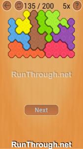 Ocus Puzzle Walkthrough Normal Level 135