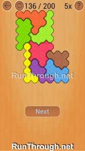 Ocus Puzzle Walkthrough Normal Level 136