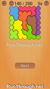 Ocus Puzzle Walkthrough Normal Level 140