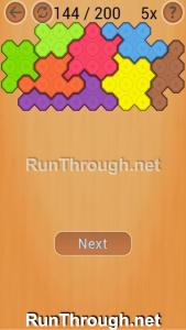 Ocus Puzzle Walkthrough Normal Level 144