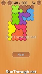 Ocus Puzzle Walkthrough Normal Level 148