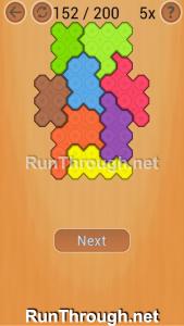 Ocus Puzzle Walkthrough Normal Level 152