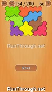 Ocus Puzzle Walkthrough Normal Level 154