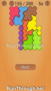 Ocus Puzzle Walkthrough Normal Level 155