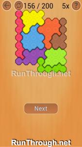 Ocus Puzzle Walkthrough Normal Level 156