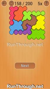 Ocus Puzzle Walkthrough Normal Level 158