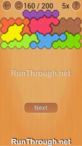 Ocus Puzzle Walkthrough Normal Level 160