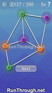 Color Net Walkthrough Beginner Level 127