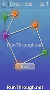 Color Net Walkthrough Beginner Level 128
