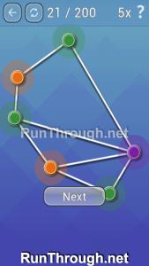 Color Net Walkthrough Beginner Level 21