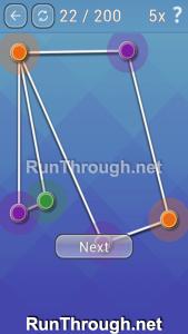 Color Net Walkthrough Beginner Level 22