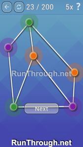 Color Net Walkthrough Beginner Level 23