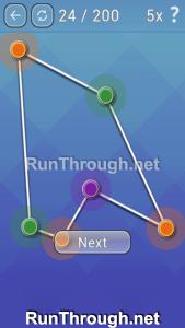 Color Net Walkthrough Beginner Level 24