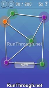 Color Net Walkthrough Beginner Level 30
