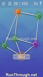 Color Net Walkthrough Beginner Level 38