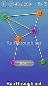 Color Net Walkthrough Beginner Level 43