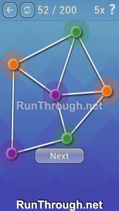 Color Net Walkthrough Beginner Level 52