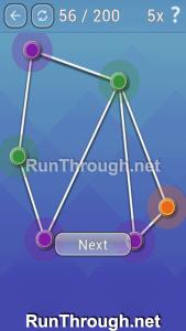 Color Net Walkthrough Beginner Level 56